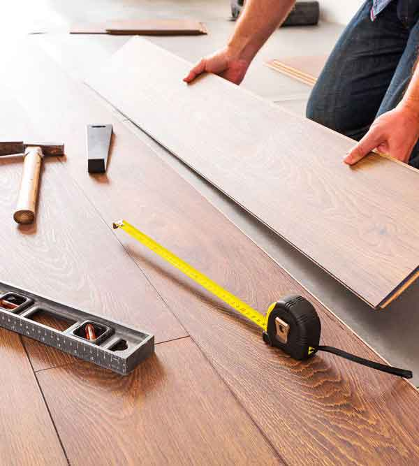Chandler Flooring Repair Installation